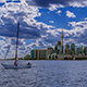 The City Under The Clouds - VideoHive Item for Sale