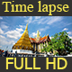 Wat Phra Si Rattana Satsadaram  Architecture - VideoHive Item for Sale
