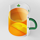 Cup Springfield Mockup - GraphicRiver Item for Sale