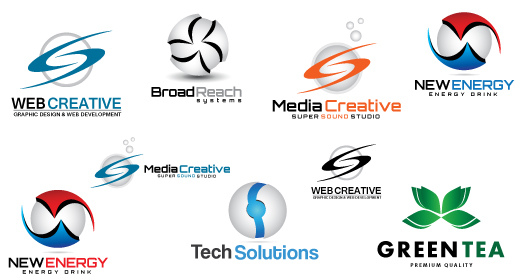 Logo Templates Collections