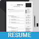 Resume / CV Template - GraphicRiver Item for Sale