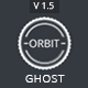 Orbit - Masonry Style Responsive Ghost Theme Nulled
