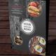 Restaurant Menu Vol 24 - GraphicRiver Item for Sale