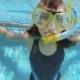 Underwater Girl In Aquapark - VideoHive Item for Sale