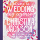 Typo Wedding Flyer Poster - GraphicRiver Item for Sale