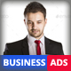 Business  - HTML5 ad banners Pack