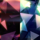 Glowing Triangles Vj Loops - VideoHive Item for Sale