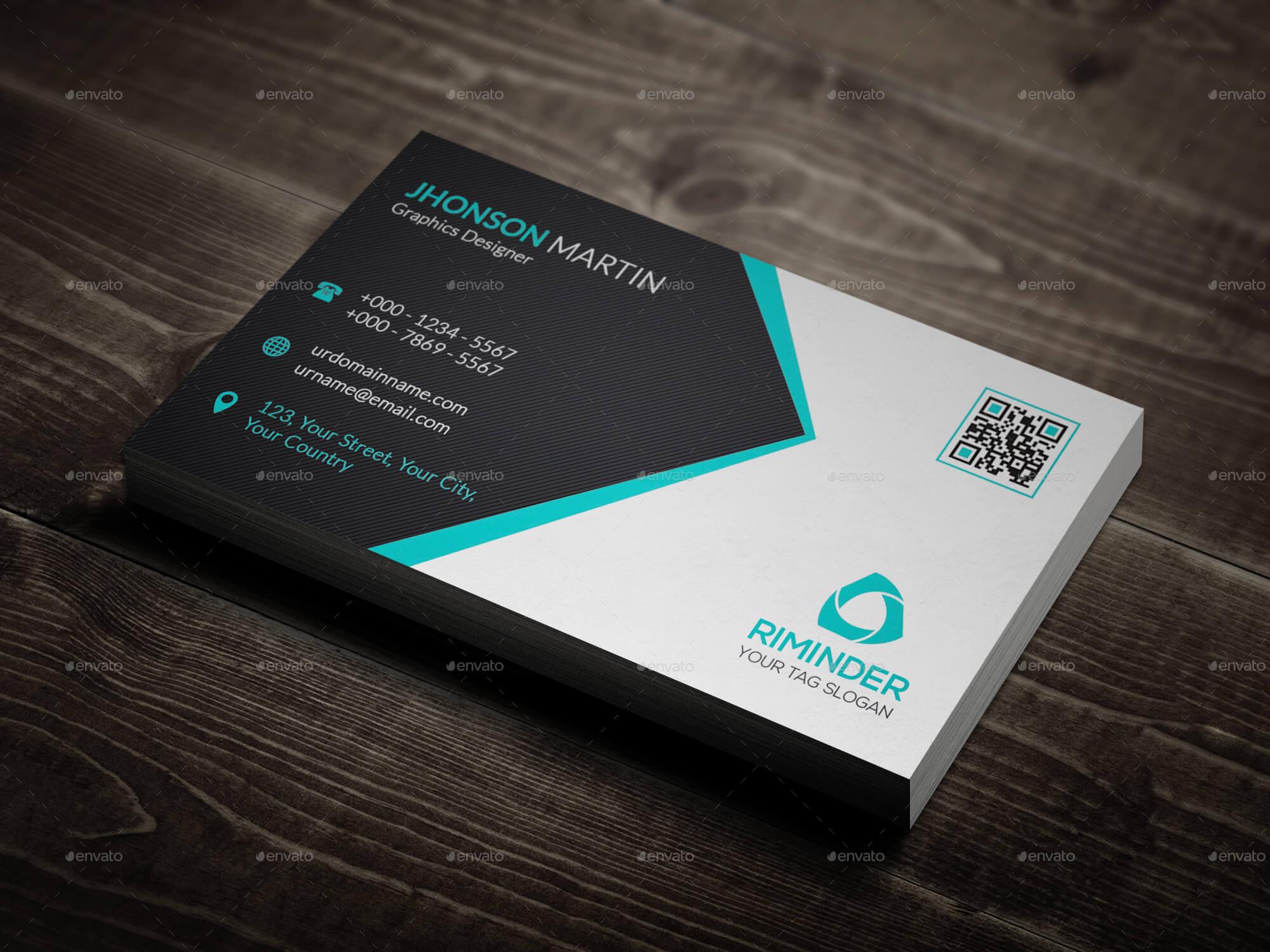 unique business card by mr remon