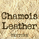 Chamois-Chammy Leather; Natural - GraphicRiver Item for Sale