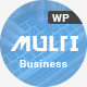 Multi - Business WordPress Theme Nulled
