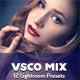 VSCO MIX 12 Lightroom Presets
