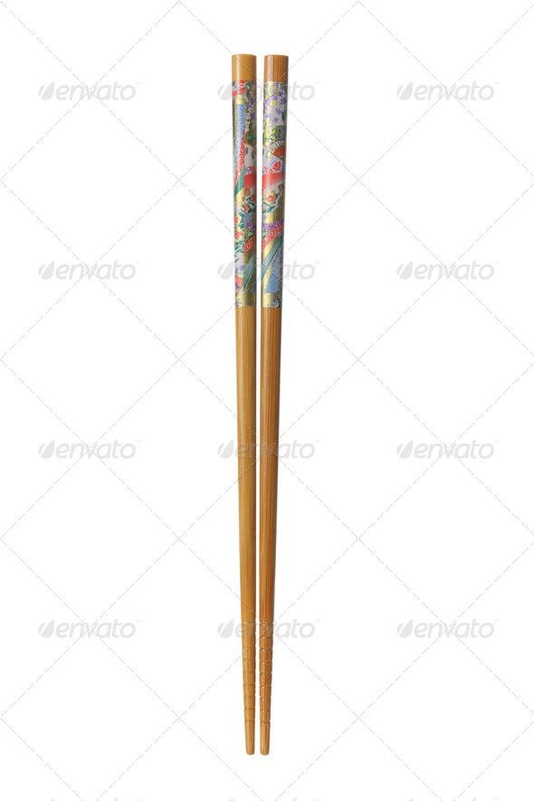 Chopsticks - Stock Photo - Images