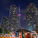 City Night Toronto - VideoHive Item for Sale