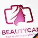 Beauty Woman Camera Logo