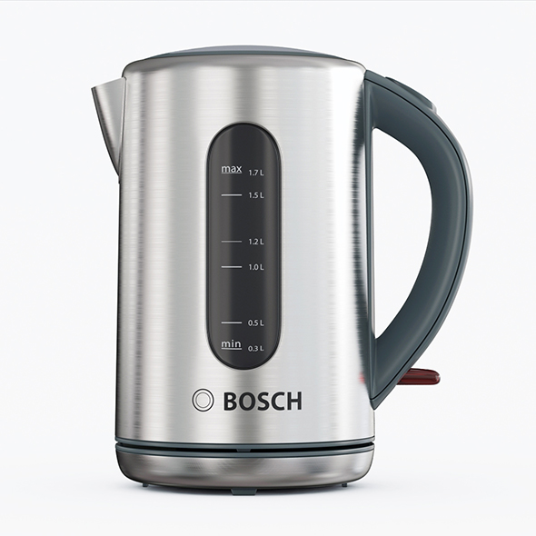 Tea Bosch WKK7901 - 3DOcean Item for Sale