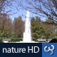 Nature HD | Large Park Fountain - VideoHive Item for Sale