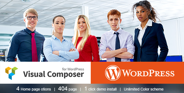 Striking Interior Design, Corporate, Industry Company WordPress Theme - Business Corporate