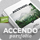 Accendo - Portfolio / Photobook / Brochure / Catalog - 40 Pages - A4 and Letter - GraphicRiver Item for Sale