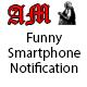 Funny Smartphone Notification