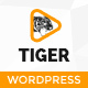 TIGER – Social Network Theme for Companies & Professionals Nulled