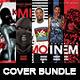 Cover Bundle | 5 Trap Album CD Mixtape Template - GraphicRiver Item for Sale
