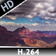 Grand Canyon - Time Lapse - Moving Clouds - VideoHive Item for Sale