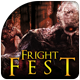 Fright Fest - Event Ticket - GraphicRiver Item for Sale