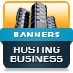 Advanced Hosting Business Banners - HTML5 Animated GWD - CodeCanyon Item for Sale