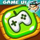 Cartoon Game Ui Pack 11 - GraphicRiver Item for Sale