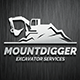 Mountdigger Logo Template - GraphicRiver Item for Sale