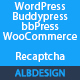 Wordpress BuddyPress bbPress WooCommerce Recaptcha - CodeCanyon Item for Sale