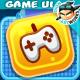 Cartoon Game UI Pack 12 - GraphicRiver Item for Sale