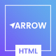 Arrow - Multipurpose Responsive HTML Template - ThemeForest Item for Sale