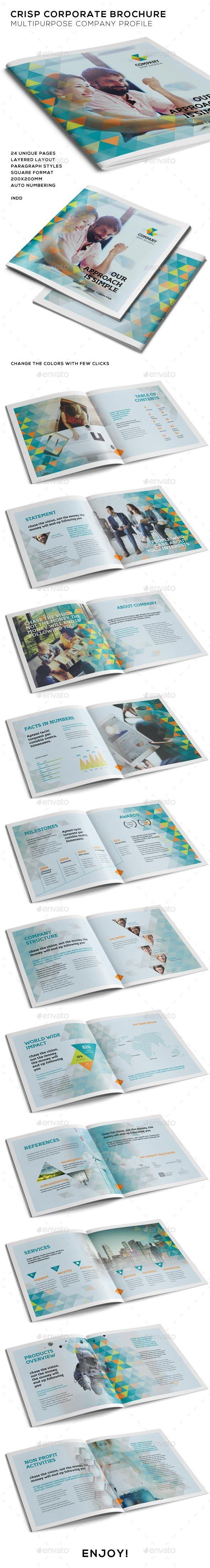 Corporate Brochure - Multipurpose - Corporate Brochures