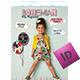 Summer Kids Magazine - GraphicRiver Item for Sale
