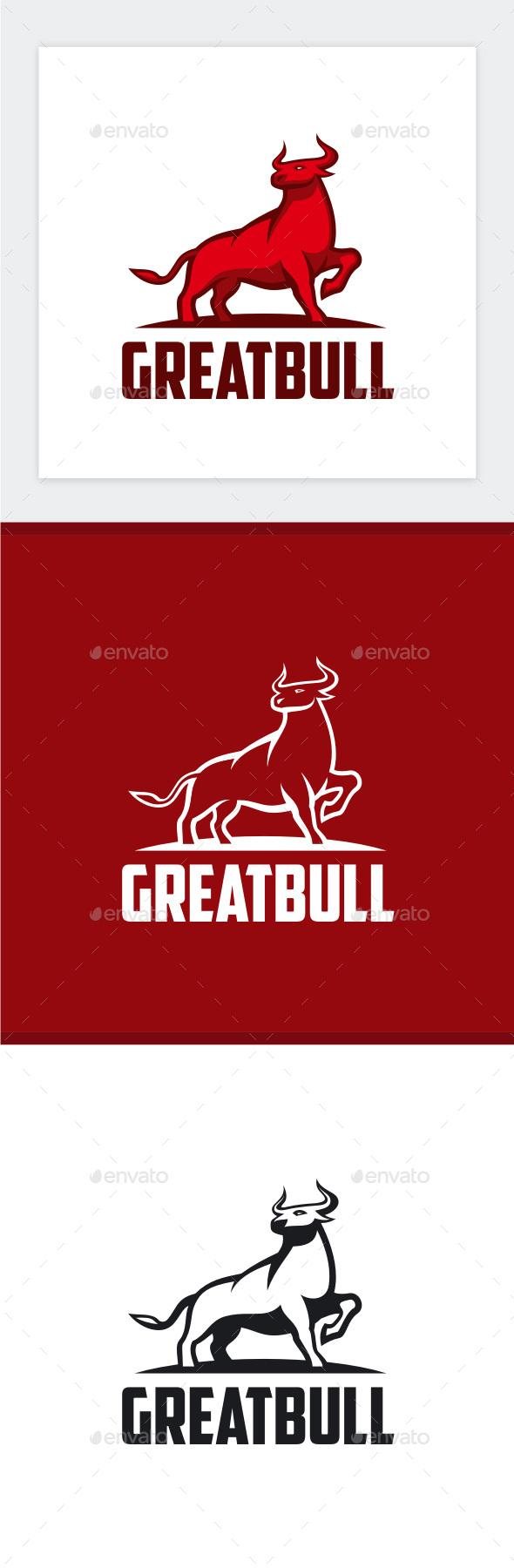 Great Bull Logo