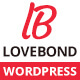 LoveBond - Wedding and Wedding Planner WordPress Theme - Responsive and Elegant