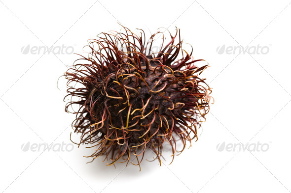 rambutan fruit - Stock Photo - Images