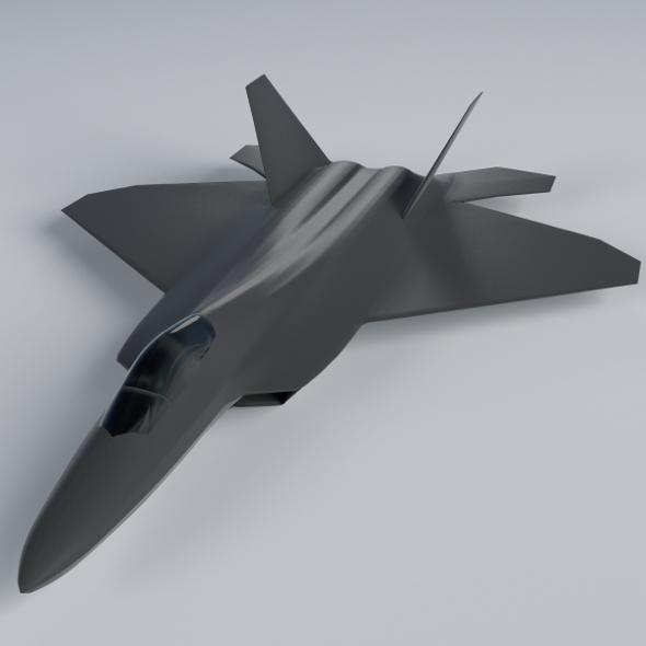 F-35 LIGHTNING II - 3DOcean Item for Sale