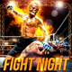 Fight Night Flyer Template - GraphicRiver Item for Sale