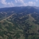Aerial View Flight Over The Mountains - VideoHive Item for Sale