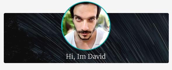 Im david
