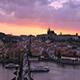 Prague - Purple Sunset (Dusk) - VideoHive Item for Sale