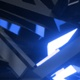 Vj Abstract Symmetrical Blue - VideoHive Item for Sale