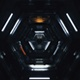 Dark Lights Tunnel - VideoHive Item for Sale