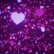 Hearts Bokeh Particles Background Vj Loops V1 - VideoHive Item for Sale