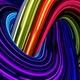 Lights Flow VJ Background - VideoHive Item for Sale