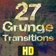 Grunge Transitions - Pack of 27 - HD - VideoHive Item for Sale