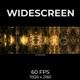 Widescreen Gold Lines - VideoHive Item for Sale