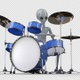 Alien Playing Drums - VideoHive Item for Sale